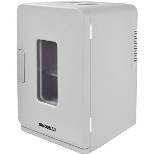 Gino Gelati 15 Liter 2 in 1 Digitaler Mini Kühlschrank Kühlbox Warmhaltebox...