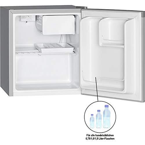 Bomann KB 389.1 Mini-Kühlschrank / 51 cm Höhe / 80 kWh/Jahr / regelbarer...